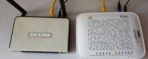 光纤猫接无线路由器的方法