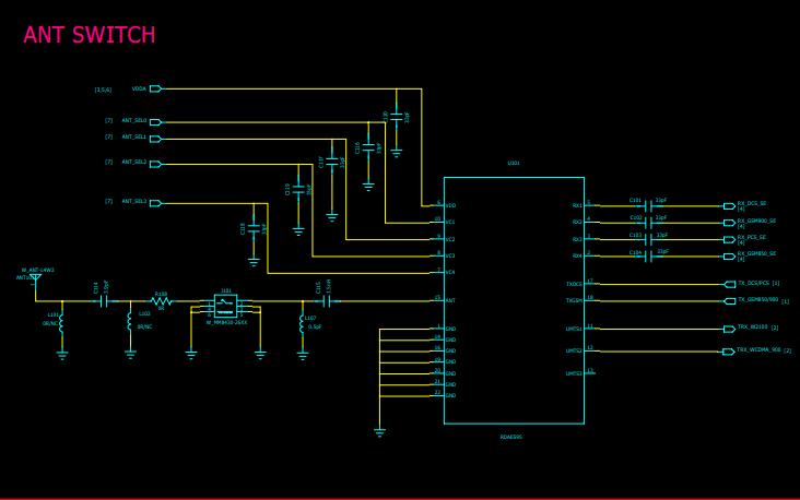 VM718手機電路原理圖資料免費下載