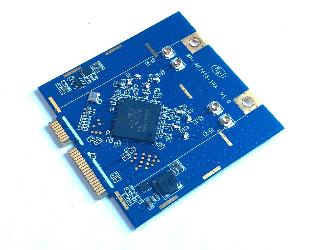 Banana Pi BPI-MT7615 802...