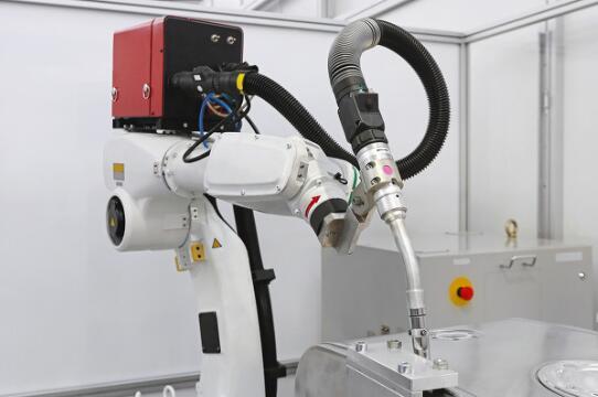 工業機器人的結構特點和構組成