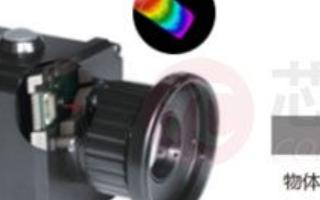 芯明天压电扫描台应用于红外热成像扫描