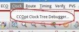 分析clock tree的小工具——CCOPT Clock Tree Debugger(一)
