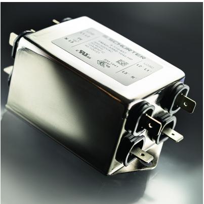 FMAD CP:帶中性線的三相濾波器