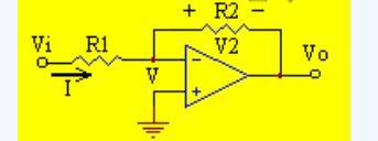 運算放大器電路原理