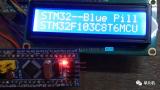 如何将16×2 LCD与STMF103C8T6接口通讯