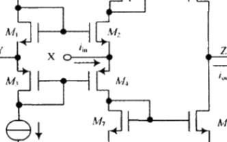 采用開關電流技術和CMOS數字工藝實現甲乙類SI存儲單元的設計
