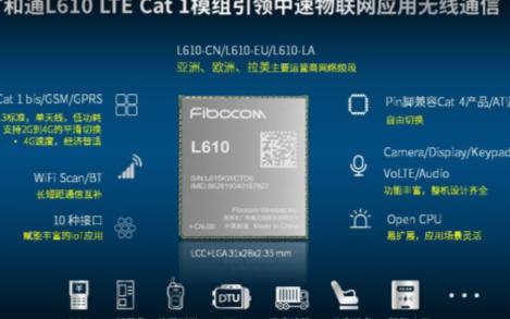 广和通5G模组提供一体化多网络解决方案,赋能移动...