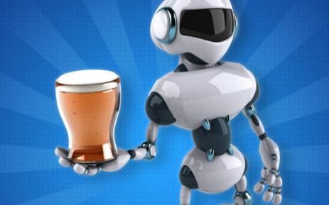 餐��C器人��用越�l�V泛,未��C器人�⒏�加智能