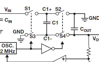 常见的几种生成负电源轨方案的在应用中优缺点的对比...