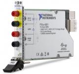 NI PXIe-4081 DMM为传统精密仪器测...