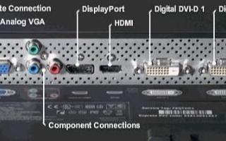常用的視頻線接口有哪些
