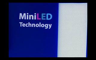 Mini LED兩大終端應用領域——直顯和背光,誰走得更快、更遠?