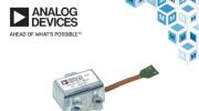 貿澤電子備貨適用于工業系統的Analog Devices ADcmXL1021-1振動傳感器