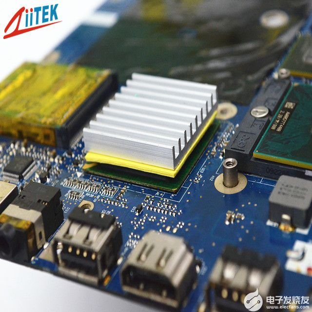 带玻纤导热硅胶片被广泛选购的几大原因