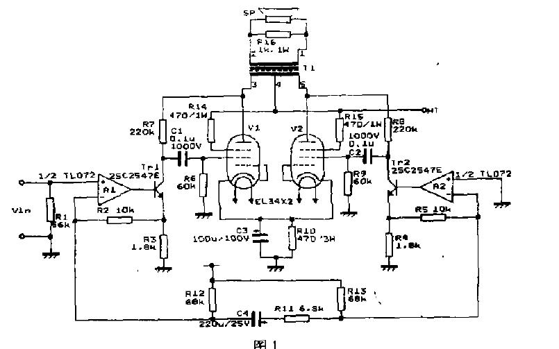 如何设计别具一格的胆石混合式功率放大器