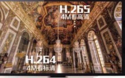 【转】为什么H.265编码优于H.264编码?