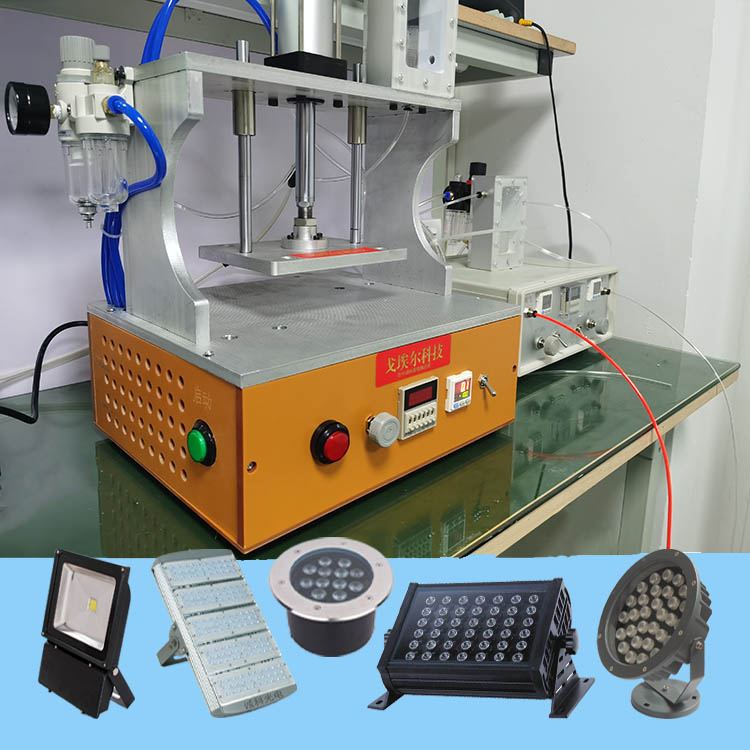 戈埃尔科技户外灯具IP65/IP66气密性防水测...