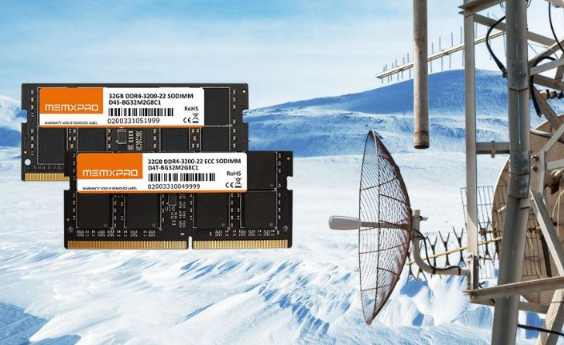 敏博推出32GB原生DDR4-3200工業級存儲器模塊