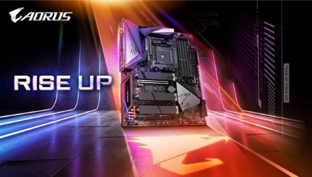 技嘉科技發表新一代B550 AORUS主板,支持第三代AMD Ryzen處理器