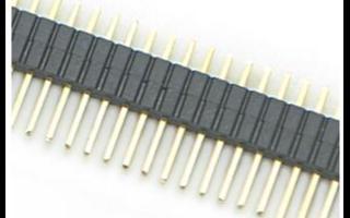 连接器PIN针为什么需要电镀镀金工艺