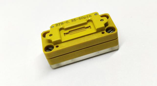 3C锂电池pack中,使用弹片微针模组测试基本性...