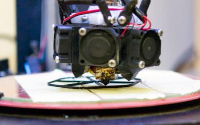 3D打印机的技术突破将有望引领新一轮的智能制造热...