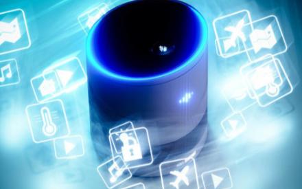 小米智能音箱专利揭示了一种不同一般的设计方案