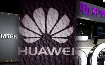 華為正與聯發科和紫光展銳磋商采購芯片
