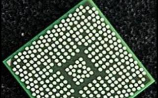 常见的三种CPU封装技术