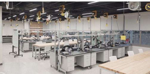 面向未来工程师教育,泰克助力坦普尔大学创造尖端工程设计空间