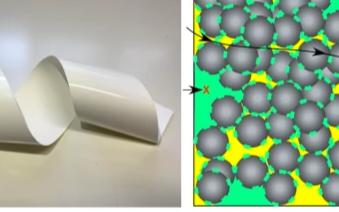日本打造陶瓷柔性电解质薄片新方法,使其能够在更大的温度范围工作