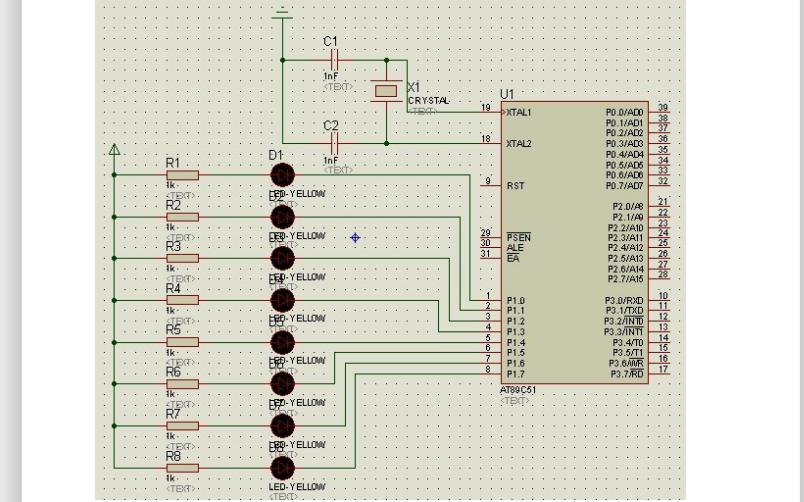 基于单片机与PWM实现呼吸灯的设计