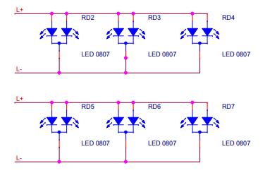 低成本三代掛脖小風扇ICTP4054的充電電路原理圖免費下載