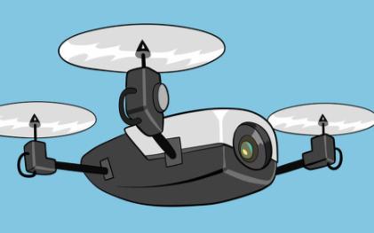 无人机配送迎新机遇,商用普及之路或加速