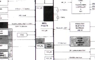 基于NAND FLASH存儲器實現在系統中的讀寫和控制