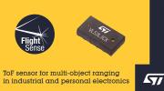 意法半导体推出最新的飞行时间传感器,为下一代工业和个人腾博会大厅安卓版下载设备带来多目标测距功能