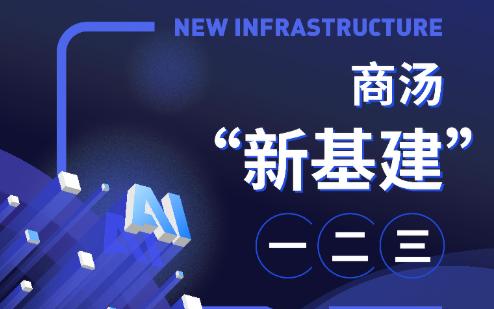"""商汤科技打造新基建AI算法""""发电厂"""""""