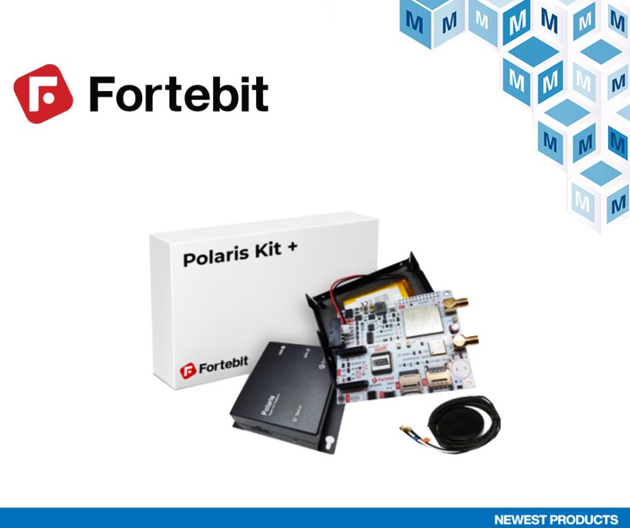 贸泽电子备货Fortebit Speech语音识别和汽车物联网器件