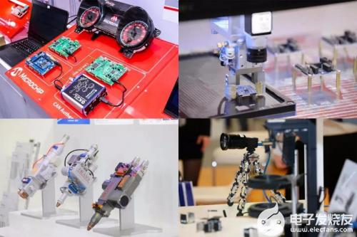 深度体验机器视觉全产业链的垂直行业跨界融合