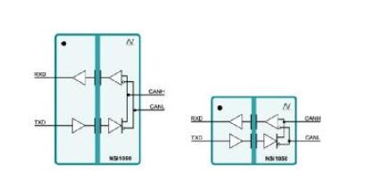 納芯微推出隔離CAN收發器,提升工業系統的集成度和可靠性