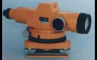 常见的工程测量仪器盘点