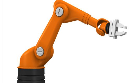 CHX-3六轴机器人大手臂焊接图免费下载