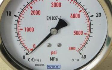 壓力測量儀的常見種類