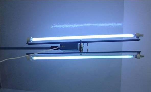 三甲医院采用紫外传感器监测消毒灯辐射强度