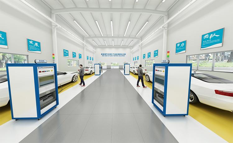 新能源汽车出厂前都有哪些检测工序?
