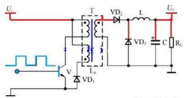 开关电源的工作原理_开关电源中高频变压器的作用