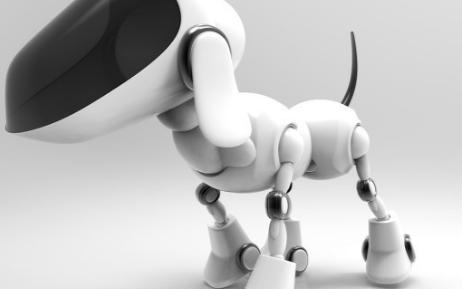 音圈电机机器狗现已被用于提醒游客保持社交距离