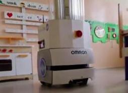 韩国SK电讯和欧姆龙共研制5G防疫AI机器人,适合无接触时代下各类服务