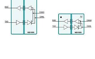 隔離CAN收發器可大幅提高工業控制系統集成度