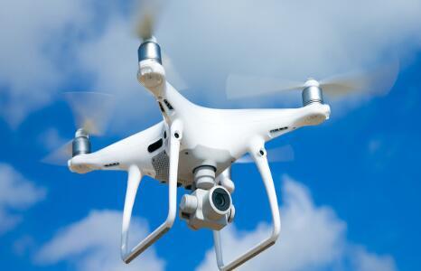工业无人机在安防中的应用